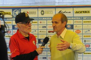 Domenico Durante intervista Moreno Ferrario