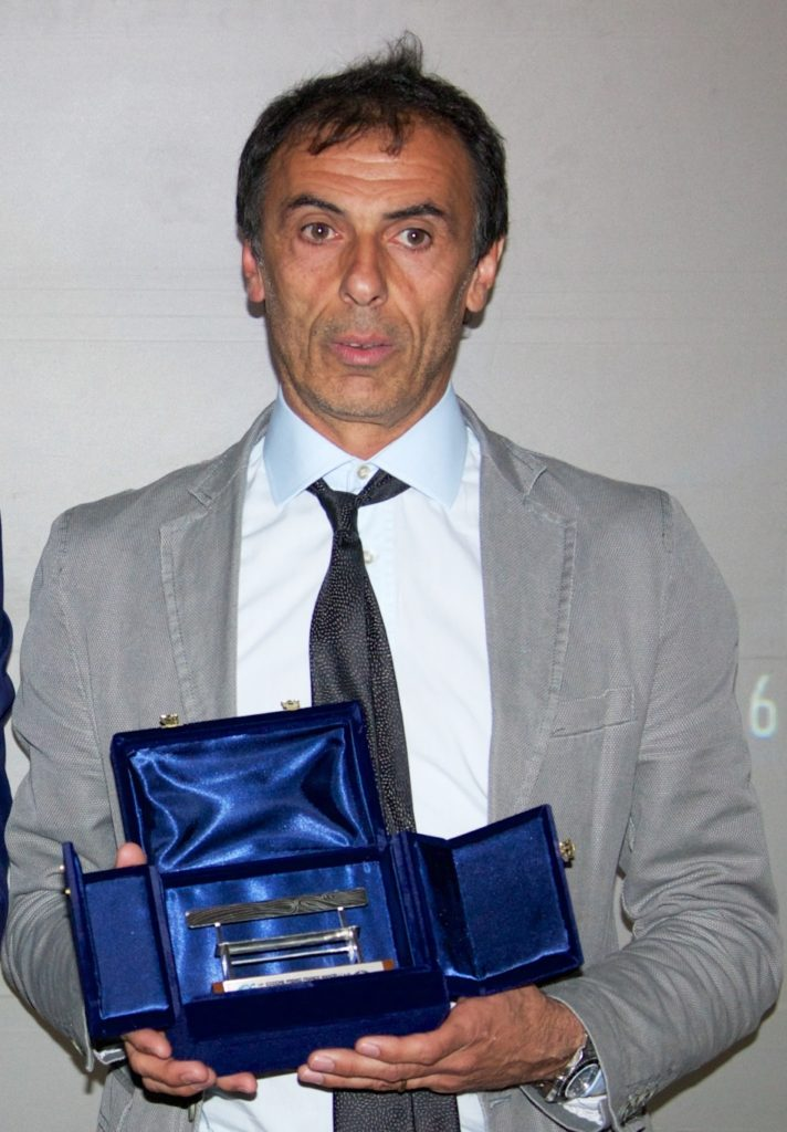 Salvatore Di Costanzo, Panchina d'Argento AIAC Bergamo 2013
